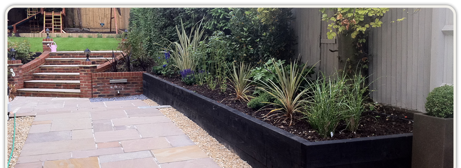 Gardener Amp Landscaper For Banstead Surrey Sloping